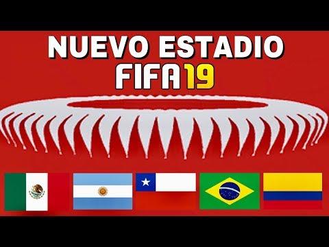 FIFA 19 - NUEVO ESTADIO DE LATINOAMÉRICA LLEGA AL JUEGO