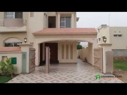 10 MARLA BRAND NEW HOUSE FOR SALE IN BAHRIA TOWN OVERSEAS B LAHORE