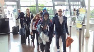 EXCLUSIVE : Spike Lee leaving Cannes and the Festival via airport in Nice