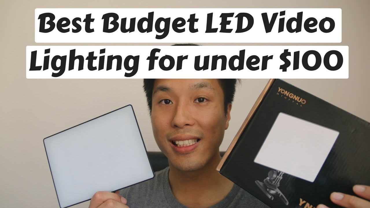 Best LED Video Lighting Kit? | Yongnuo YN300 Air Unboxing and Review - Under $100 Cheap LED lights  sc 1 st  YouTube & Best LED Video Lighting Kit? | Yongnuo YN300 Air Unboxing and ... azcodes.com