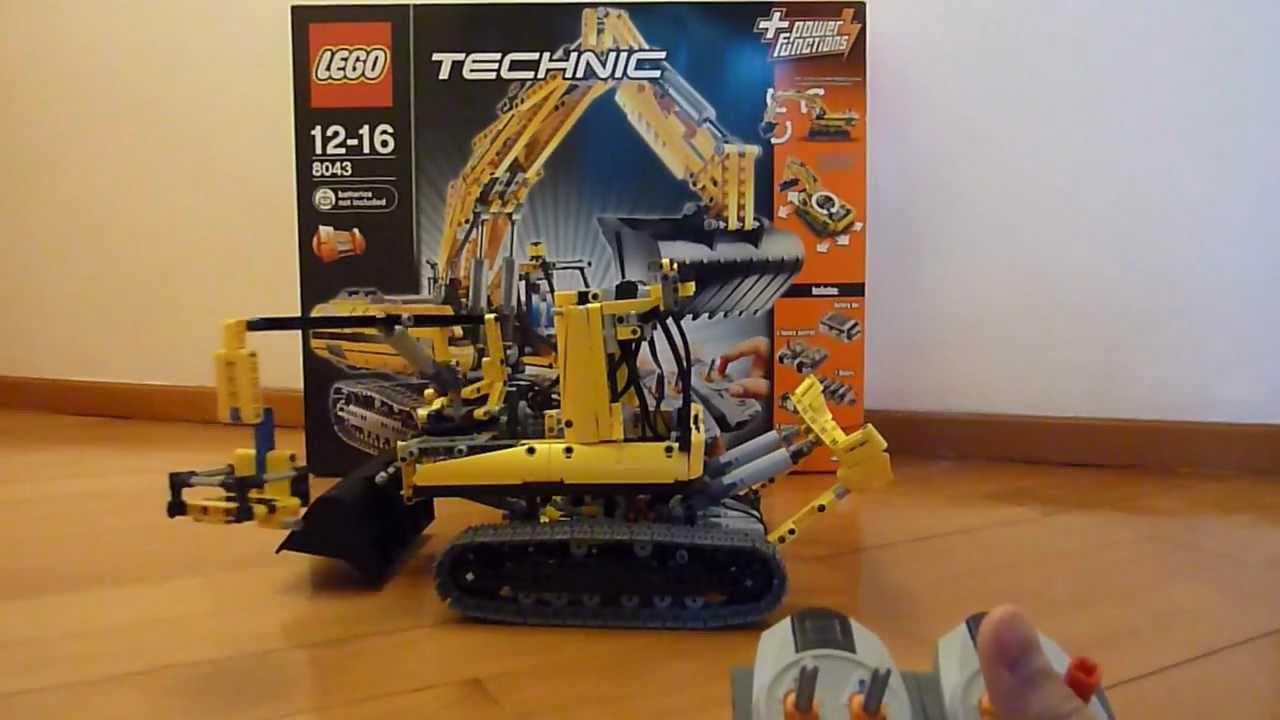 conjunto retirado Lego Technic 42053-Volvo EW160E-Nuevo Y Sellado