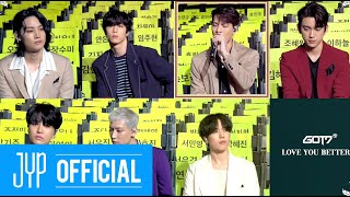 "GOT7 ""LOVE YOU BETTER"" @ LIVE PREMIERE"