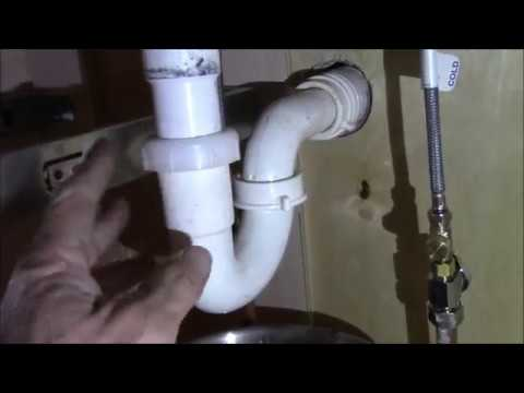 How To Fix Leak On P TRAP