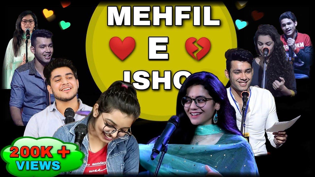 Download Mehfil-E-Ishq    Chetna Shayari    Kanha Kamboj    Unkahe Jasbaat    Nidhi Narwal , Manhar Seth