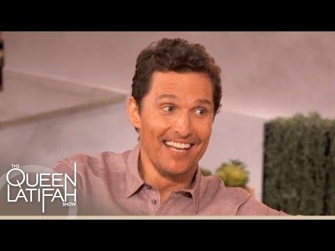 Matthew McConaughey Interview!