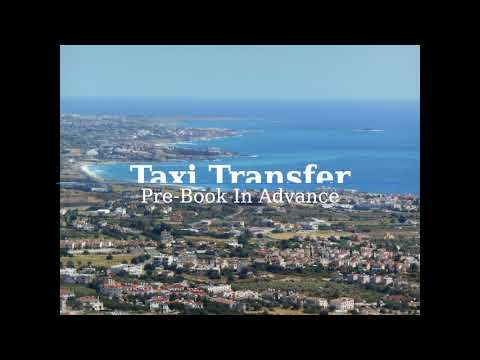 Transfer From Larnaca Airport To Paphos In Cyprus