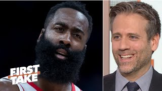 Download James Harden is the 'thirstiest' scorer, not the best – Max Kellerman | First Take Mp3 and Videos
