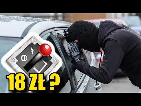 Jak zabezpieczyć Skutecznie furę przed kradzieżą za 18zł !!! Samemu