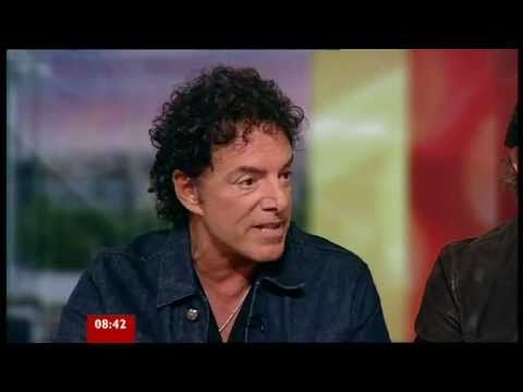 Journey Live Interview BBC Breakfast TV 3 JUNE 2011