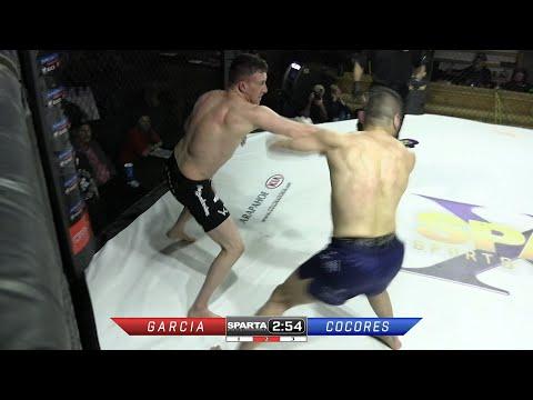 Sparta WY5: Joseph Garcia v Chris Cocores