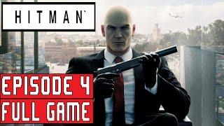 HITMAN EPISODE 4 Gameplay Walkthrough Part 1 Full Episode (HD 1080p) - No Commentary (Bangkok)