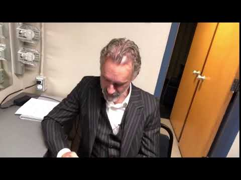 Jordan B Peterson Subscribes to Pewdiepie