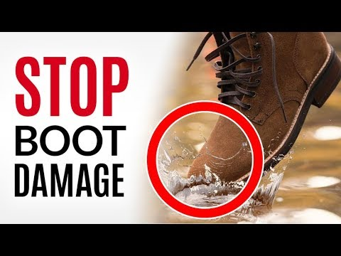 Shine YOUR Leather Boots Like A Pro  | Clean Condition & Shine Dress Boot Video