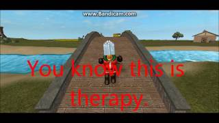 Brooke Fraser Therapy Roblox Music Video