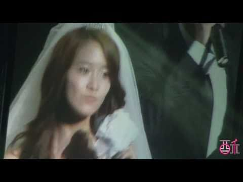[大酥團] 101017 YoonA - Introduce me to A Good Person @ SNSD 1st Asia tour in Taiwan (FanCam)