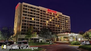 Wichita Marriott - Hotel Overview & Room Highlights - East Wichita Hotels and Lodging