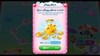 Is It Fair To Pay $4.99 To Open the Piggy Bank To Get The Gold Bars  That You Have Accumulated?