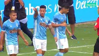 Análisis táctico: gol de Ray Sandoval tras GRAN JUGADA de Grimaldo | Presentación Sporting Cristal