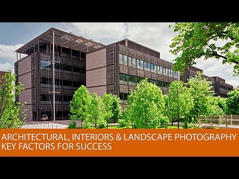 Architectural, Interiors and Landscape Photography