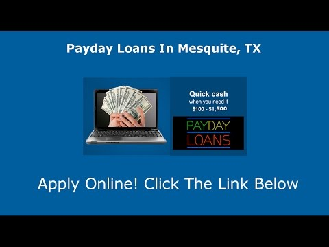 Payday Loans Missouri City, TX | Online Cash Advance from YouTube · High Definition · Duration:  42 seconds  · 5 views · uploaded on 2/28/2017 · uploaded by Payday Loans Online