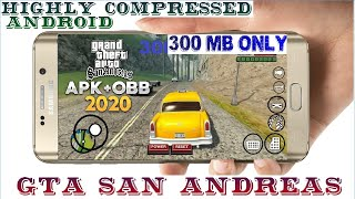 download gta san andreas apk+obb highly compressed 8mb