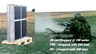 弾丸を止める謎の白い球体 ダムダム弾 検索動画 24