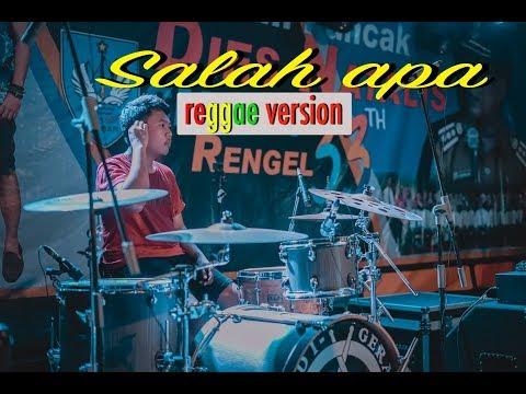 Download Entah apa yang merasukimu - reggae version Drum cam Mp4 baru