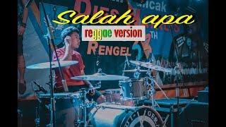 Download lagu Entah apa yang merasukimu - reggae version Drum cam