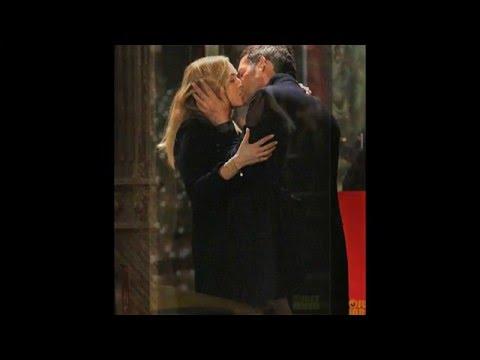 Kate Winslet Passionately Kisses Enrique Murciano