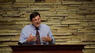 Jesus, The Great Dividing Line - [John 3 vv. 31 - 36] by Robin Brown