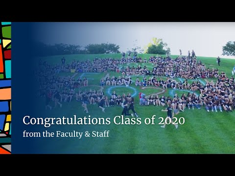 Congratulations to the DeSales University Class of 2020