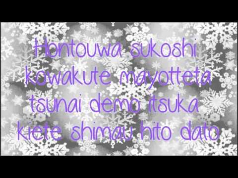 Hyousa - Rurutia (Frozen Chains) Lyrics (ROMANJI) Kanji & Englishi in Description