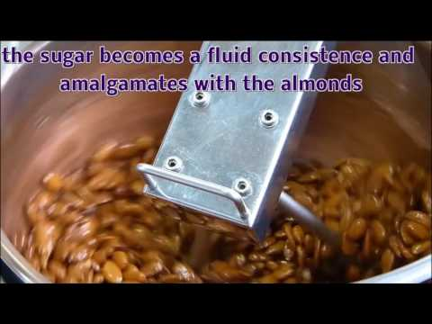 Nut Roasting Machine by  Mandelprofi
