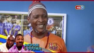 Akpan and Oduma FOOTBALLERS