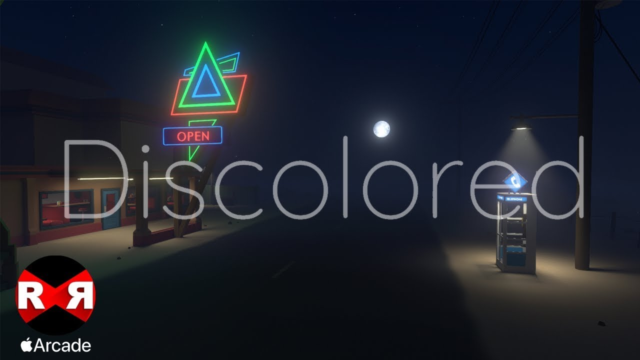 Image result for Discolor apple arcade