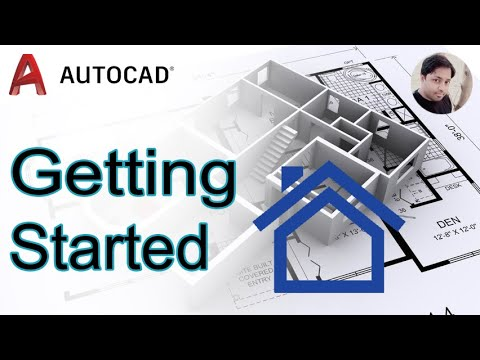 Getting Started with AutoCAD