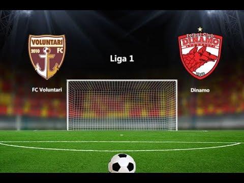 Dinamo București - FC Voluntari - ce pariem la meciul ...  |Dinamo București-voluntari