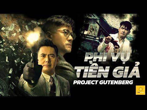 Xem phim Phi vụ tiền giả - Tóm Tắt Phim: Phi Vụ Tiền Giả (Project Gutenberg)