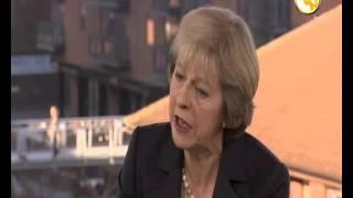 رئيسة وزراء بريطانيا: بدء عملية الانفصال الرسمية عن الاتحاد الأوروبي قبل نهاية مارس