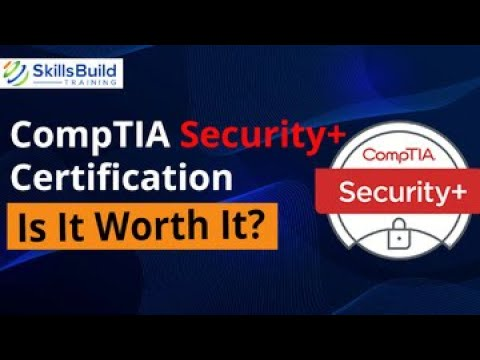 CompTIA Security+ Certification – Is It Worth It? | Jobs, Salary, Study Guide, And Training Info