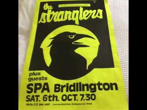 The Stranglers - Bridlington Spa 1979 part 1