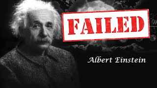 10 Successful People Who Failed At First
