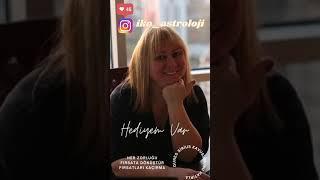 Sizlere Hediyem Var! detaylar: https://www.instagram.com/iko_astrolojist