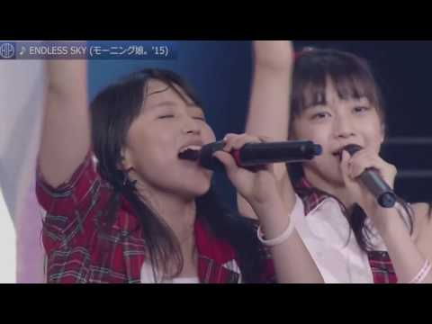ENDLESS SKY モーニング娘。'15 Yasshi's last concert (Crying Musume)