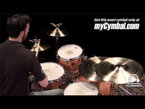 """Sabian 20"""" AA Medium Ride Cymbal (22012-1022013O)"""