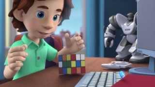 Фиксики - Кубик Нолика | Образовательные мультики для детей