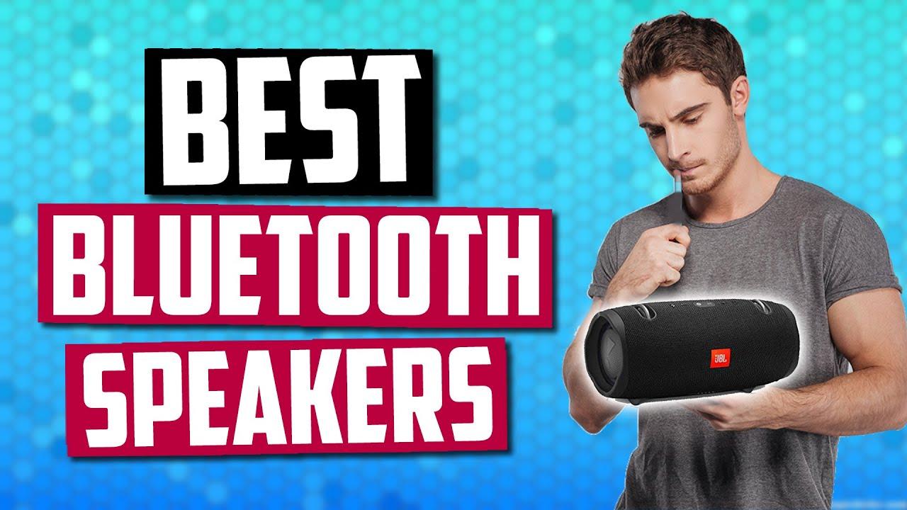 Best Bluetooth Speaker in 2019 | 5 Great Portable, Indoor & Outdoor Options