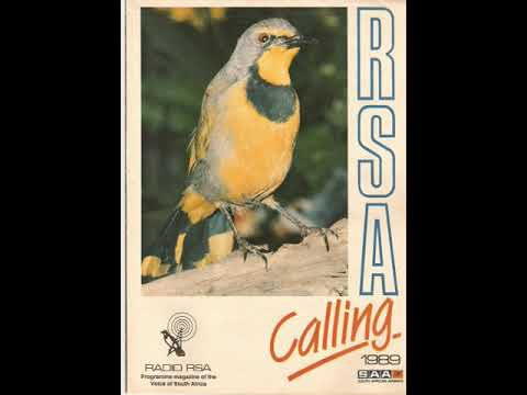 Radio RSA - The Voice of South Africa 1989
