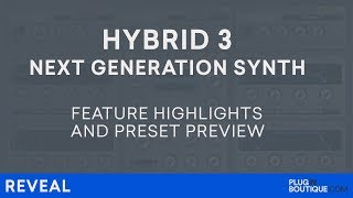 Hybrid 3 Synth | Feature Preset Reveal Tutorial | AIR Music Technology