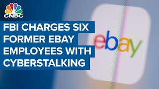 Six former eBay employees accused of stalking by FBI - What we know